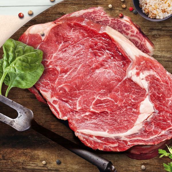 DRY AGED Rib Eye Steak