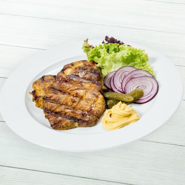 Grillsteak Bautzner Senf