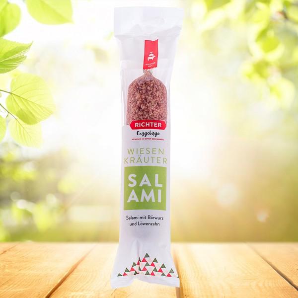 Wiesenkräuter-Salami